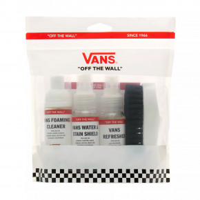 Go to the product Vans Shoe Care Travel Kit white