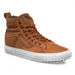Go to the product Skate shoes Vans Sk8-Hi 46 Mte glazed ginger/flannel 2017
