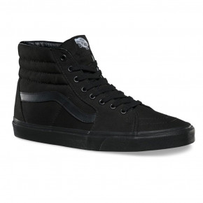 Go to the product Sneakers Vans Sk8-Hi black/black/black 2018