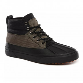 Go to the product Winter shoes Vans Sk8-Hi Del Pato Mte black/grape leaf 2020