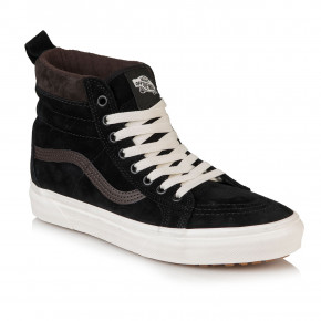 Go to the product Winter shoes Vans Sk8-Hi MTE black/chocolate torte 2019