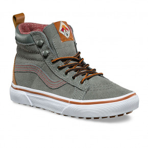 Go to the product Skate shoes Vans Sk8-Hi Mte castor grey 2017