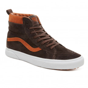 Go to the product Skate shoes Vans Sk8-Hi Mte suede/chocolate torte 2018