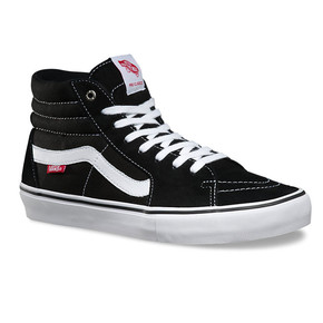 Go to the product Sneakers Vans Sk8-Hi Pro black/white 2018