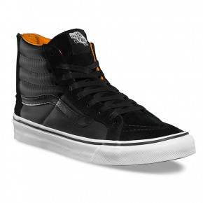 Go to the product Sneakers Vans Sk8-Hi Slim Zip boom boom black/true white 2017