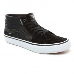 Go to the product Sneakers Vans Sk8-Mid Pro anti hero grosso/black 2019