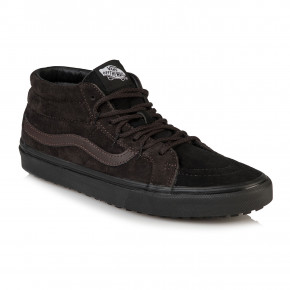 Go to the product Winter shoes Vans Sk8-Mid Reissue Ghillie MTE chocolate torte/black 2019