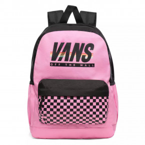 Go to the product Backpack Vans Sporty Realm Plus fuchsia pink/sport stripe 2020