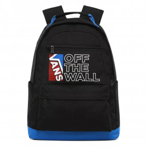 Go to the product Backpack Vans Startle black/victoria blue 2020