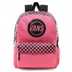 Go to the product Backpack Vans Taper Off Realm azalea pink 2019