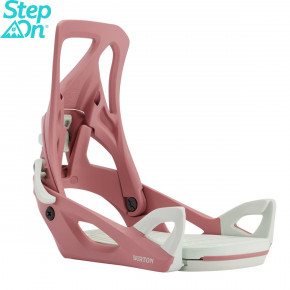 Go to the product Binding Burton Wms Step On dusty rose 2020/2021