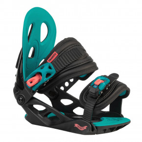 Go to the product Binding Gravity G1 Jr black/pink/teal 2020/2021