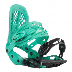 Go to the product Binding Gravity G3 Lady black/mint 2018/2019
