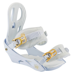 Nitro Rythm white gold