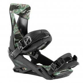 Go to the product Binding Nitro Zero black camo 2020/2021