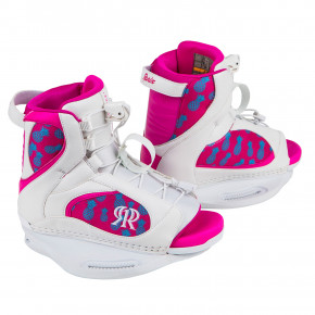 Go to the product Binding Ronix August Girls white/pink pineapple express 2018