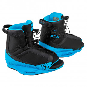 Go to the product Binding Ronix District black/azure blue 2018
