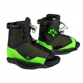 Go to the product Binding Ronix District black/green 2020
