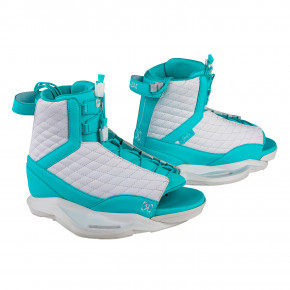 Go to the product Binding Ronix Luxe white/blue orchid 2020