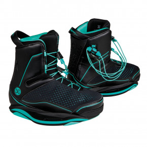 Go to the product Binding Ronix Signature black/ozone blue 2019