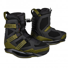 Go to the product Binding Ronix Supreme EXP olive/bordeaux 2020