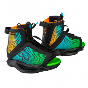 Go to the product Binding Ronix Vision Boys black/orange/green 2020