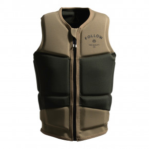 Go to the product Vest Follow Coastline Impact olive tan 2020