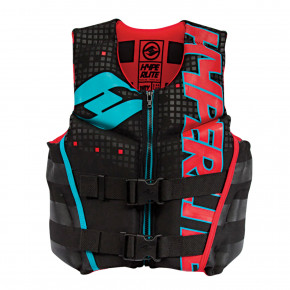 Go to the product Vest Hyperlite Boys Youth Indy CGA black/blue/red 2018