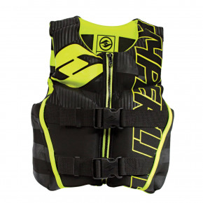 Go to the product Vest Hyperlite Boys Youth Indy CGA black/volt 2018