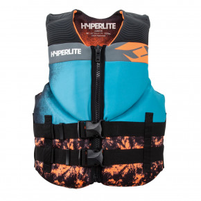 Prejsť na produkt Vesta Hyperlite Junior Indy teal/orange 2018
