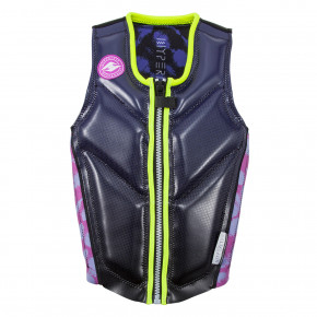 Go to the product Vest Hyperlite Stiletto purple/fluoro 2018