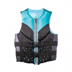 Go to the product Vest Hyperlite Wmns Indy CGA black/aqua 2018