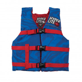 Go to the product Vest Hyperlite Youth Unite blue/red 2018