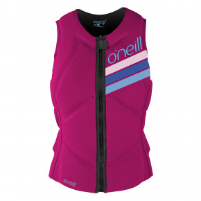 Przejść do produktu O'Neill Girls Slasher Comp Vest berry/berry 2018