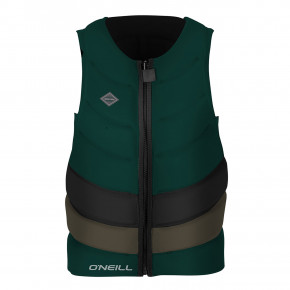 Przejść do produktu O'Neill Gooru-Tech Comp Vest reef/black/khaki 2018