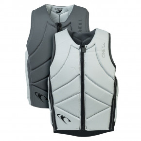 Go to the product Vest O'Neill Slasher Comp Vest graphite/cool grey 2019