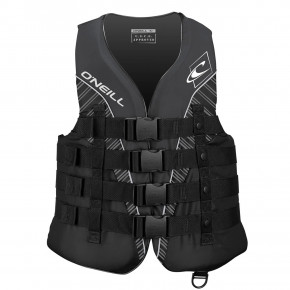 Przejść do produktu O'Neill Superlite Iso 50N Vest black/black/smoke 2019