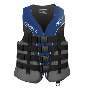 Go to the product Vest O'Neill Superlite ISO 50N Vest pacific/smoke/black:white 2019