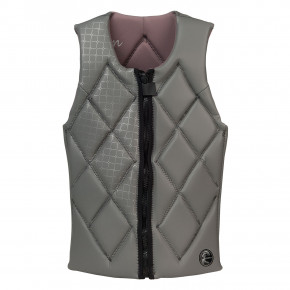 Go to the product Vest O'Neill Wms Gem Comp Vest graphite/graphite/pepper 2018