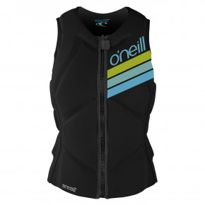 Go to the product Vest O'Neill Wms Slasher Comp Vest black/black/black 2018