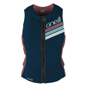 Go to the product Vest O'Neill Wms Slasher Comp Vest slate/mesa rose 2017