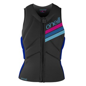 Przejść do produktu O'Neill Wms Slasher Kite Vest graphite/tahitian blue 2017