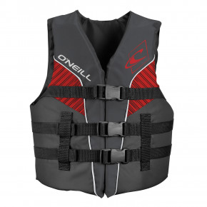 Přejít na produkt Vesta O'Neill Youth Superlite 50N Iso Vest smoke/graphite/red 2018