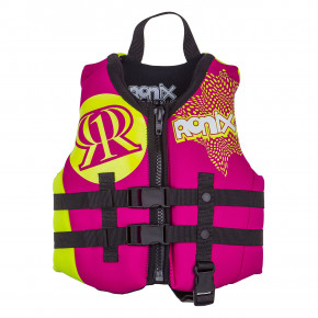 Go to the product Vest Ronix August Child neon/pink/blue 2018
