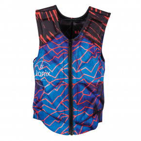Go to the product Vest Ronix Party Athletic Fit blue/red lighting 2018