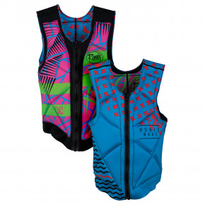 Go to the product Vest Ronix Party pink/blue/red 2019