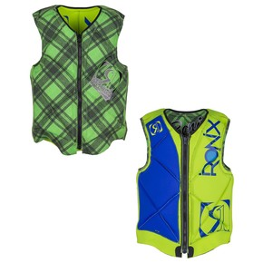 Prejsť na produkt Vesta Ronix Party Reversible mike lime pld/highlighter yellow 2016