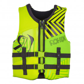 Go to the product Vest Ronix Vision Youth lime/yellow 2018
