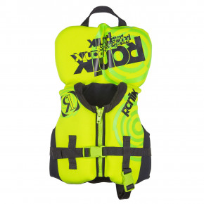 Go to the product Vest Ronix Vision Toddler lime/yellow 2018