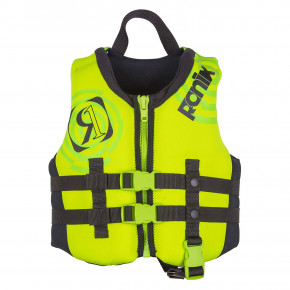 Go to the product Vest Ronix Vision Child lime/yellow 2018